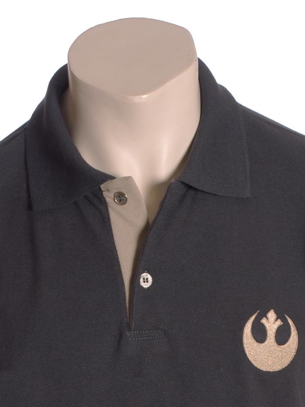 Camisa Polo Star Wars Aliança Rebelde 5a7cc26bf8c37